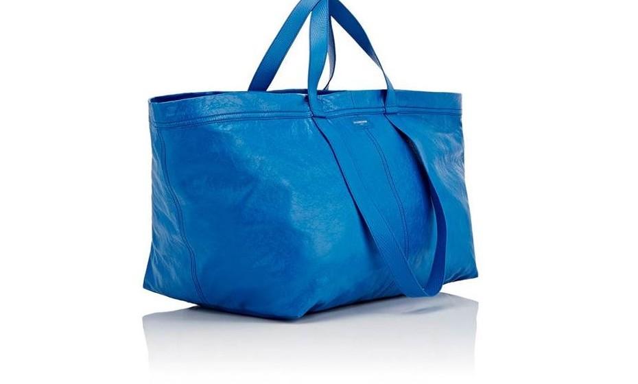 O saco Balenciaga vendido a €1700.