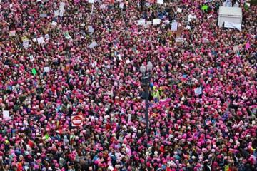 Palavra do ano: a luta das mulheres marcada na língua em 2017