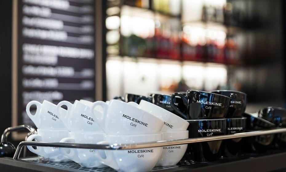 Fotos: Moleskine Café