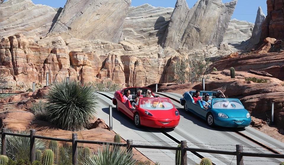1 – Disneyland, Anaheim, EUA