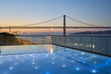 Foto: SUD Lisboa, do grupo SANA Hotels