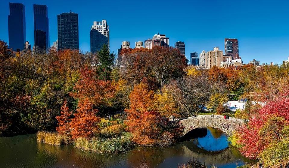 3 – Central Park, Nova Iorque, EUA