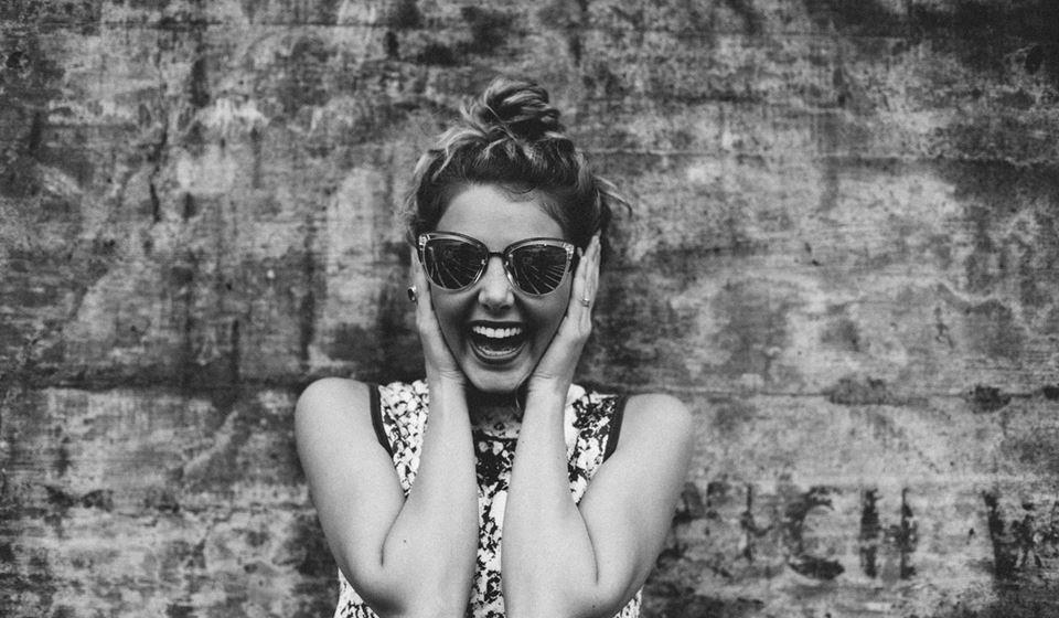 5.Não tenha medo de errar, nem de rir dos seus erros. O nome disso é Criatividade.