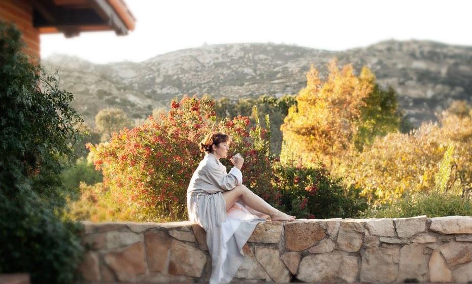 O Rancho La Puerta, no México, incentiva o bem-estar integrativo para mulheres e homens de todas as idades e níveis de aptidão através de emocionantes e energéticas opções de fitness, cozinha biológica e puro relaxamento.