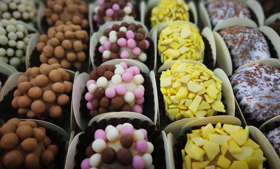 'O Chocolate em Lisboa'