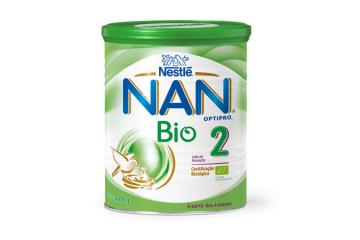 Nestlé lança fórmula biológica para lactentes