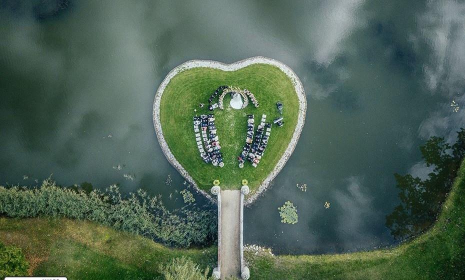 1º lugar da categoria Localização da cerimónia - Marcis Baltskars, Riga, Letónia. (FOTOS: ISPWP)