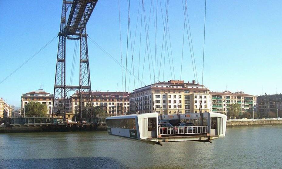 Ponte da Biscaia, Bilbau, Espanha