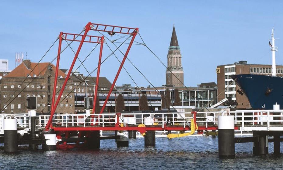 Ponte Hörn, Kiel, Alemanha