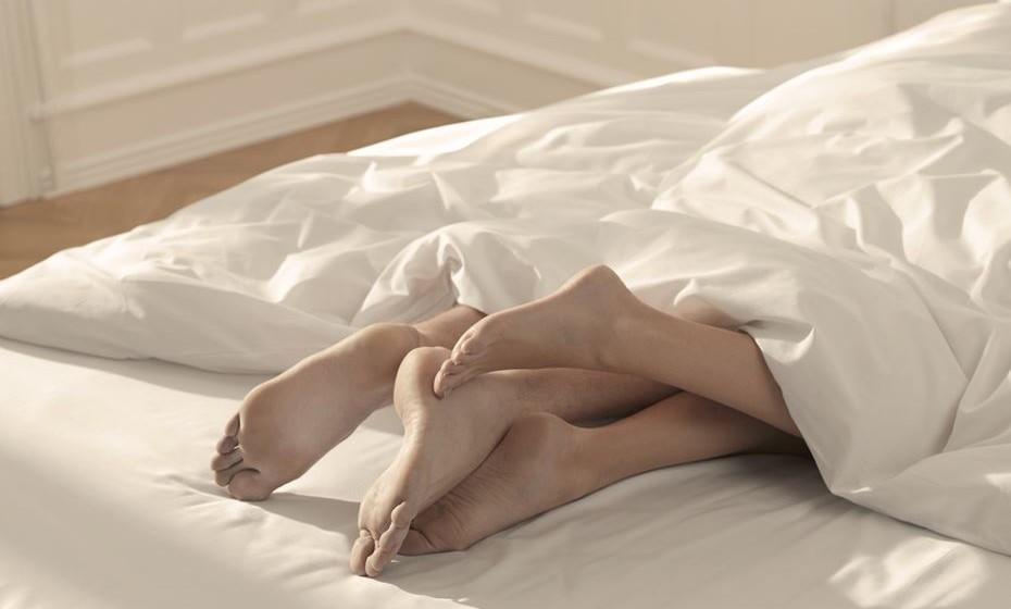 A intimidade é uma fonte de prazer. Isso acrescenta diversão à sua vida. Consegue pensar numa maneira mais divertida de fazer exercício?