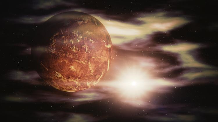 Vénus: a beleza da vida