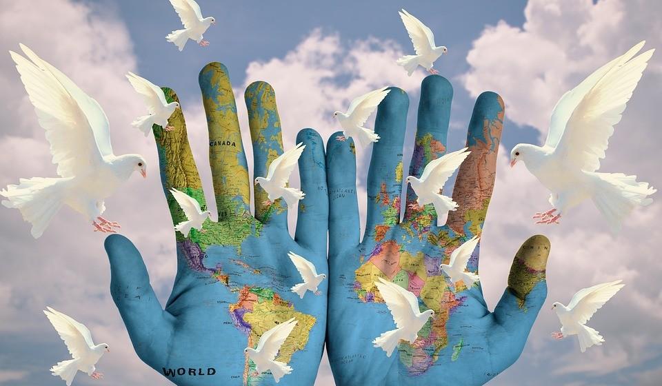 16 – Paz, justiça e instituições fortes