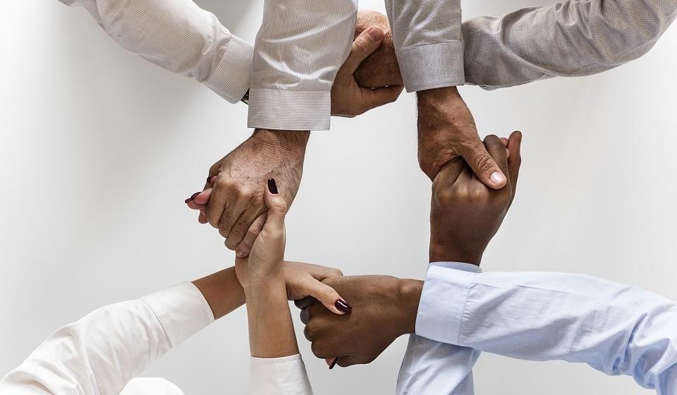 17 – Estabelecer parcerias para atingir os objetivos.
