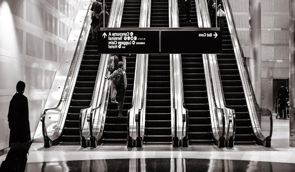 Receba logo a sua bagagem. A melhor opção é «ser um dos últimos passageiros a fazer o check-in. Assim, as malas estarão no último carrinho de bagagem, sendo as primeiras a sair do avião» e, consequentemente, «as primeiras a serem descarregadas».