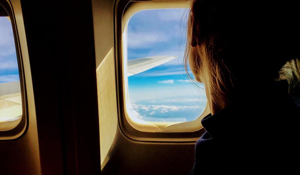 Arranje o melhor lugar em alguns voos. Um check-in 24 horas antes pode ajudar.