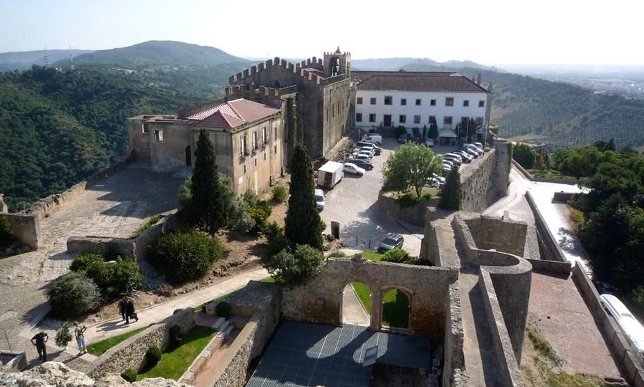 Visitas guiadas ao Castelo de Palmela e ao Centro Histórico da vila acontecem de manhã e à tarde no primeiro sábado de cada mês. Veja algumas imagens dos atrativos da região.