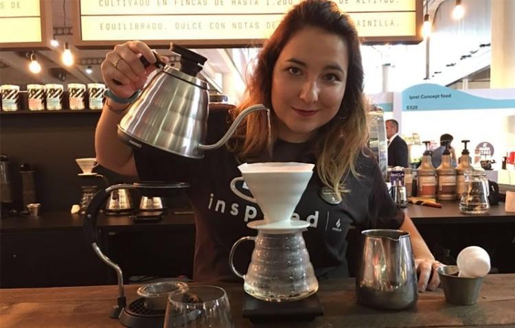 Dayana Belgoderi, a amante de café que é também a melhor barista de Portugal