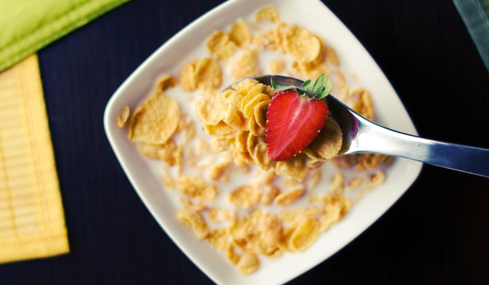 Os cereais são outro alimento rico na vitamina que falamos e de muitos outros nutrientes necessários para a sua saúde.