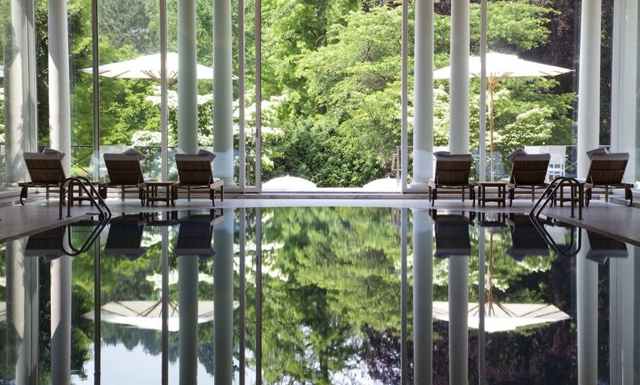 Baden-Baden Brenners Park Hotel & Spa