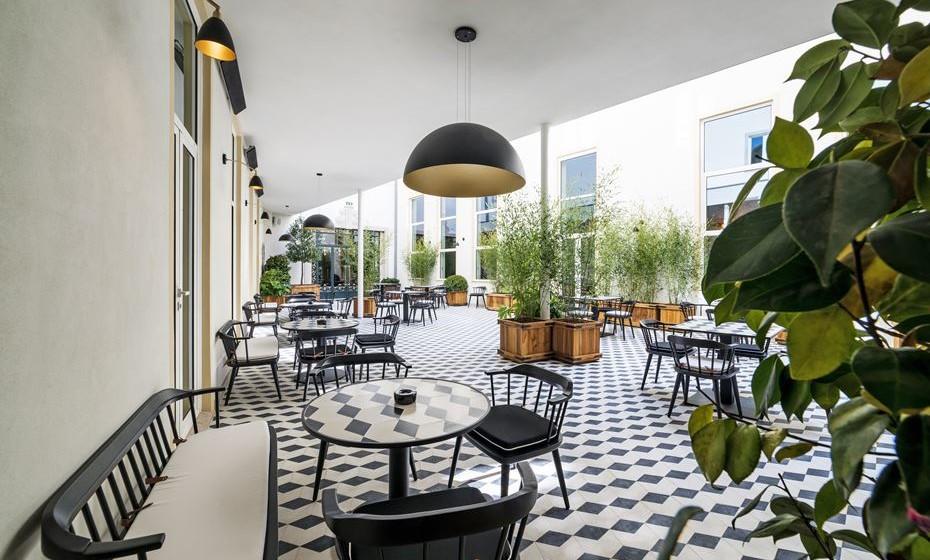 Vogue Café - Pátio