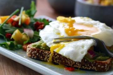 Um ovo por dia ajuda a emagrecer