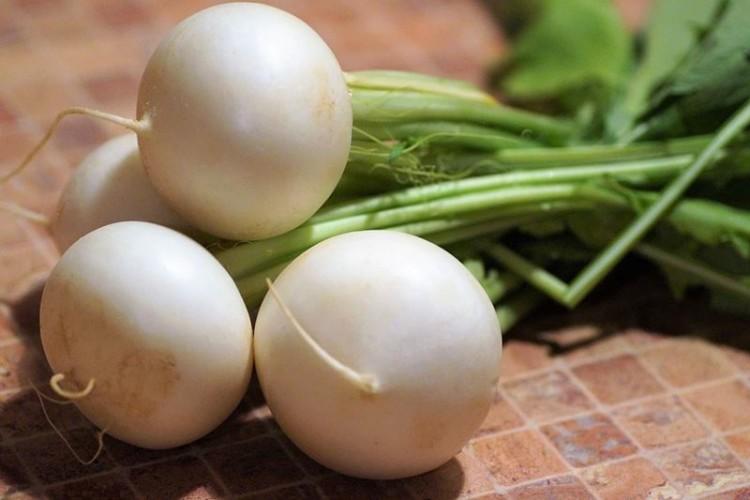 Nabos e nabiças, o poder nutricional dos alimentos da letra N