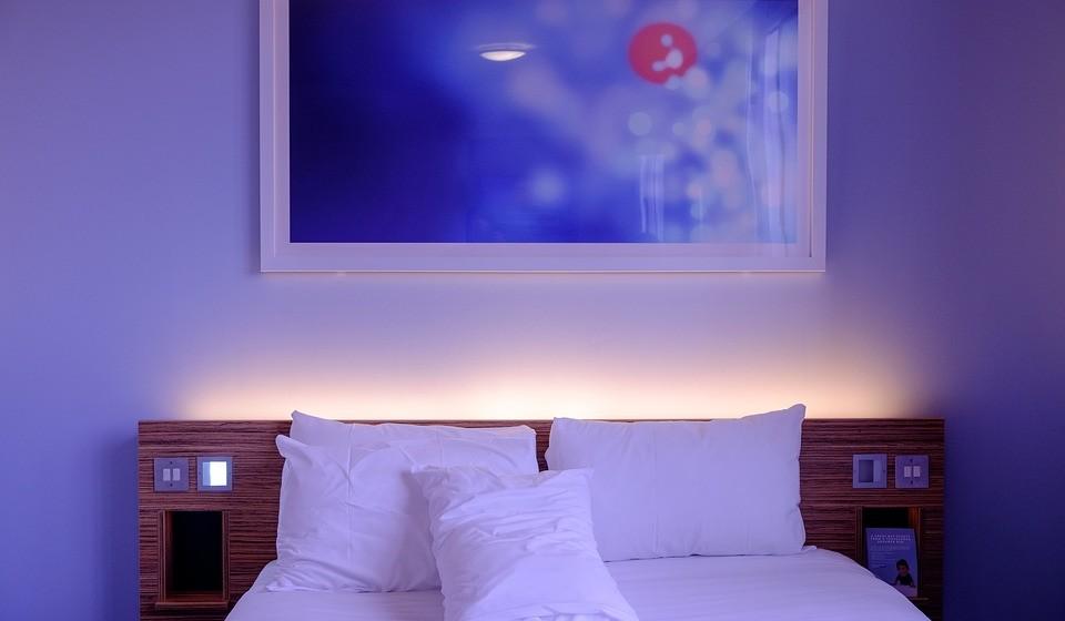 Para as férias, quando reservar hotel/hostel, certifique-se de que o quarto tem casa de banho privativa, para poder estar mais à vontade, especialmente durante a noite;
