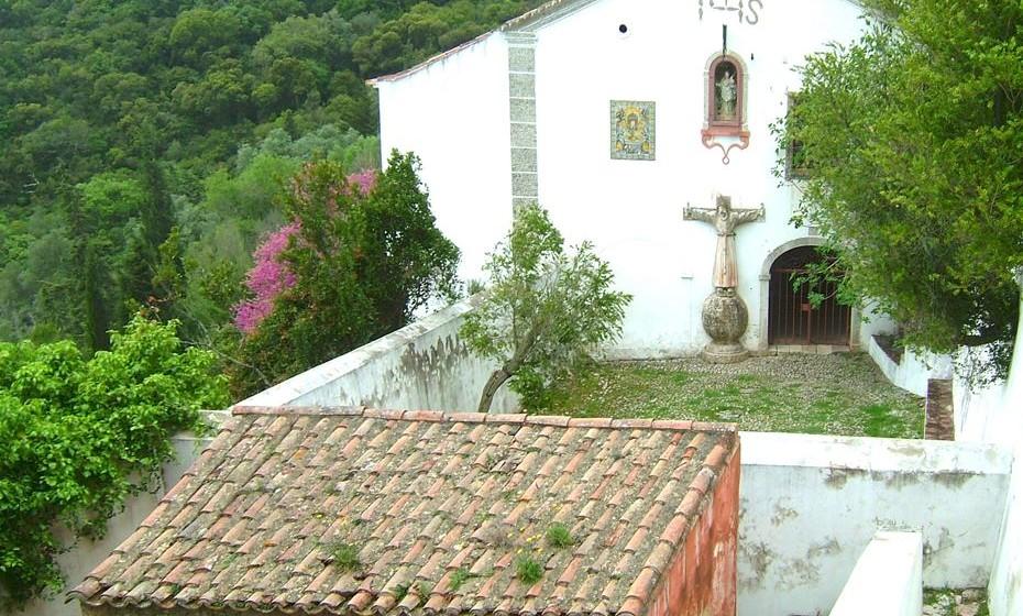 Convento Novo. Fachada da Igreja ©Paula Benito