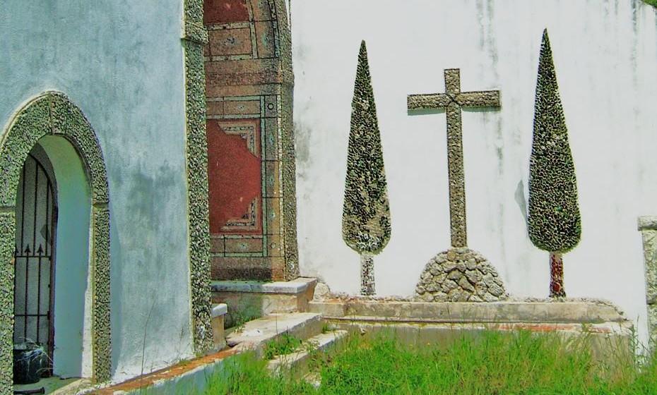 Convento Novo. Fonte da Samaritana ©Paula Benito