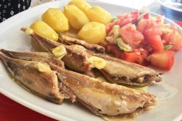 Carapaus alimados: conhece este prato típico algarvio?