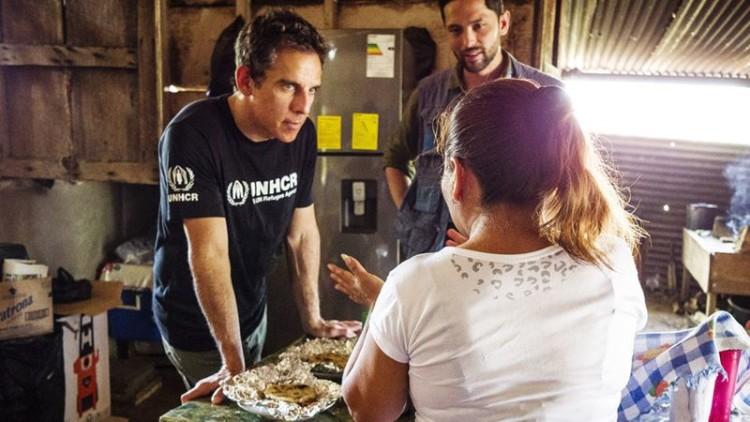Ben Stiller é o novo Embaixador para os Refugiados da ONU