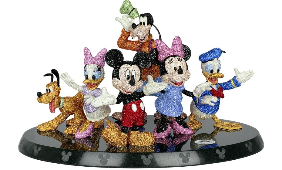 Mickey & Friends.