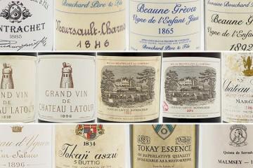 Jantar de luxo dá oportunidade única de provar 14 vinhos do século XIX