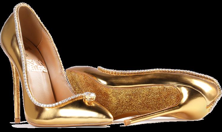 14.500 milhões de euros: estes são os sapatos mais caros do mundo
