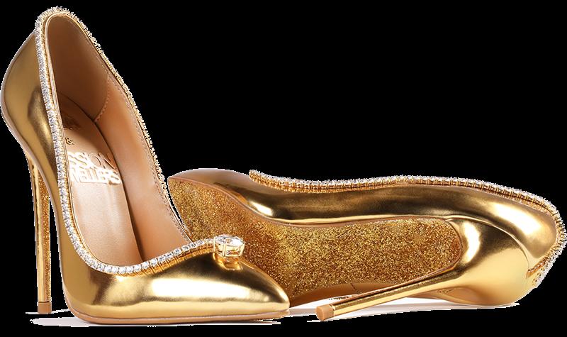14.5 milhões de euros: estes são os sapatos mais caros do
