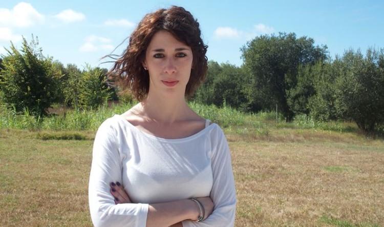 A investigadora Sandra Rafael