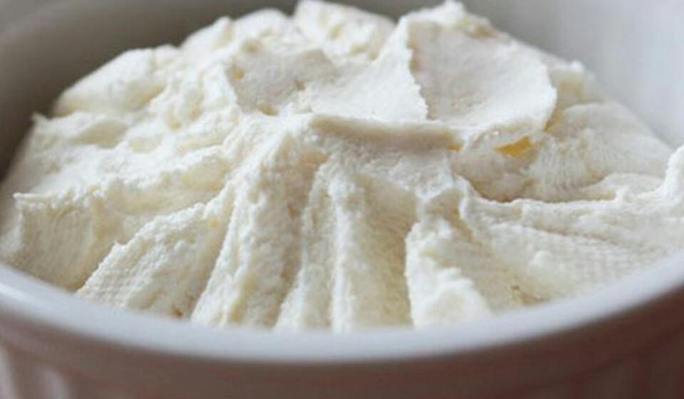 Queijo cremoso com kefir - Queijo, iogurte, kefir e leite são os ingredientes necessários para fazer esta receita.