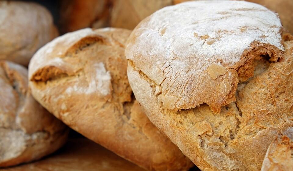 Pão - O kefir também pode ser utilizado para fazer pão.