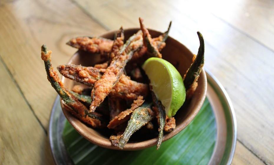 Chutnify Diwali - Okra Fries