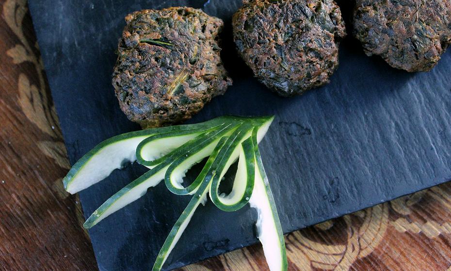 Chutnify Diwali - Spinach Pakoras