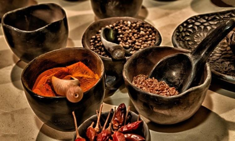 Especiarias: um novo toque de sabor na alimentação