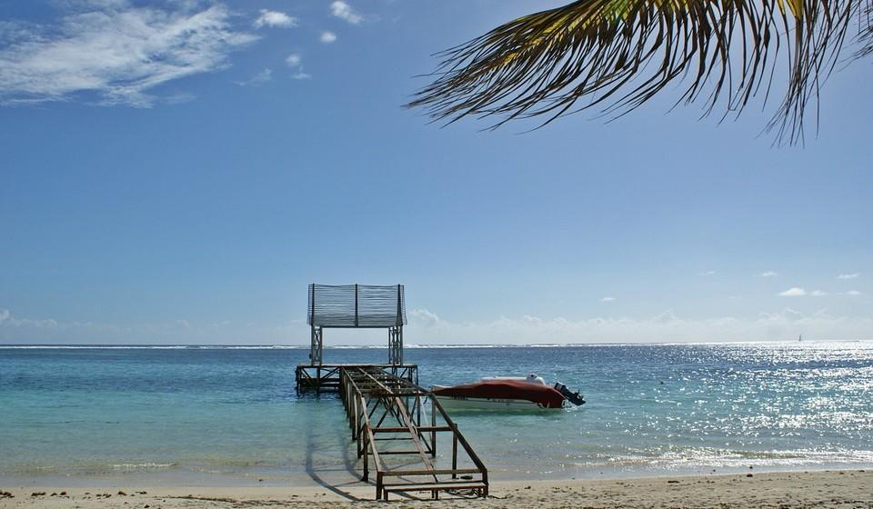 Máximo de D: O grande leque de opções permite que encontre alojamentos em qualquer destino. E porque não as Maurícias?