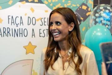 Carolina Patrocínio lança plataforma de compra e venda de artigos de puericultura
