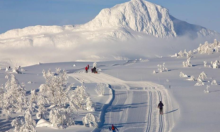 Beitostolen, Noruega _Foto Wikimedia