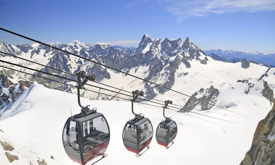 Mont Blanc, França