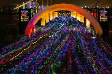 Night Music Run: corrida à noite ao som da música estreia em Portugal