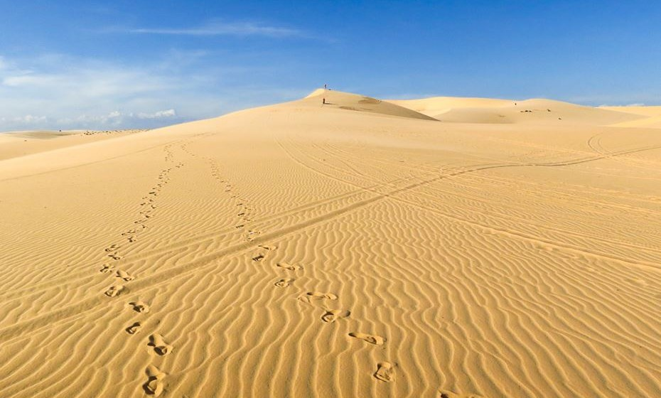 Dunas de areia branca_Miriam Augusto