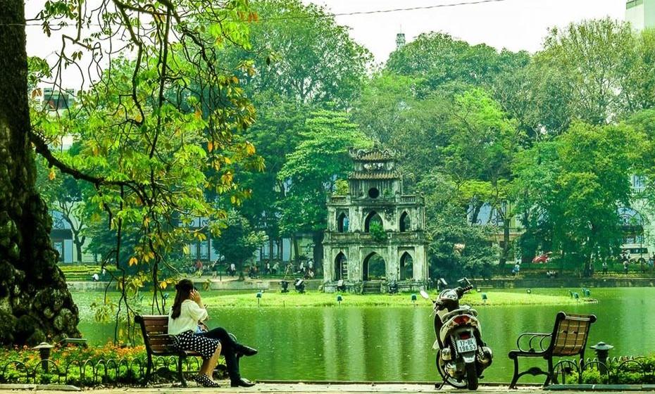Lago Hoan Kiem_Miriam Augusto