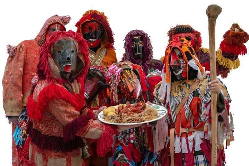 Butelo e Caretos: Trás-os-Montes alia duas tradições num evento único