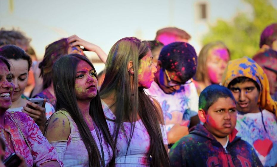 Bollywood Holi